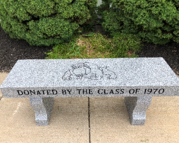 Thank you to the Class of 1970 for their Donation!