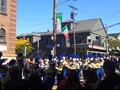 Garfield Heights Marching Band at the Columbus Day Parade image