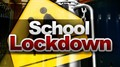 At 12:30, the high school was put in lock down.