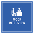 Mock Interview Day at the High School