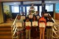 PAWS Award winners