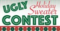 holiday sweater contest
