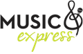 Check Out Our Music Express on Fox 8 News! image