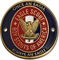 GHHS Seniors Earn Eagle Scout Ranking image