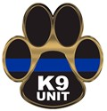 K-9 Presentation at the High School image