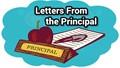 Principal Patton's Parent Letter & Calendar - May image