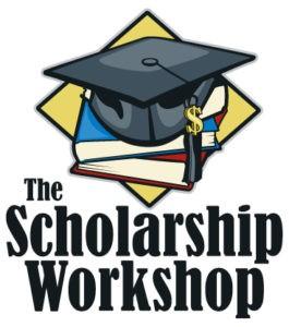 picture of scholarship workshop information