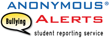 Anonymous Alerts to Report Sensitive Student Issues