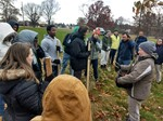 Tree Planting in the Metroparks