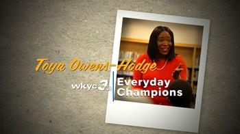 "Garfield Heights City Schools Celebrates It's ""Everyday Champion"""