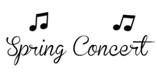 2nd grade concert