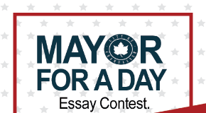 Middle School Students to be Mayor for a Day