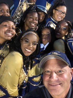 Flagline / Band Photos from Lakewood vs. Bulldogs 8/24/18