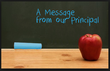 A Message from High School Principal Tammy Hager