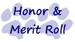 Honor/Merit Roll