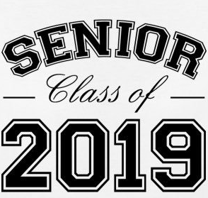 class of 2019 clipart