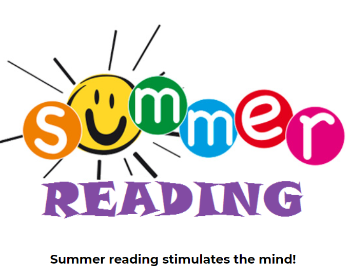 Help prevent summer slide and register your student for online summer book clubs!