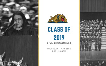 Live Broadcast of Graduation 5/23