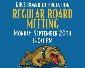 GHCSD Regular Board Meeting