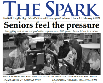 The SPARK - VOL 1, ISSUE 3