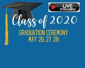 Graduation Ceremony - Live Stream