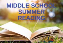GHMS Summer Reading List