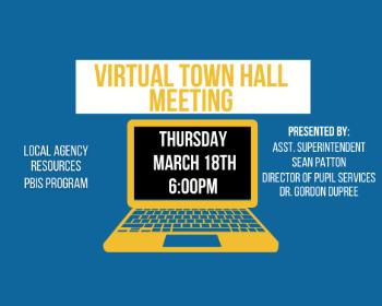 Virtual Town Hall Meeting
