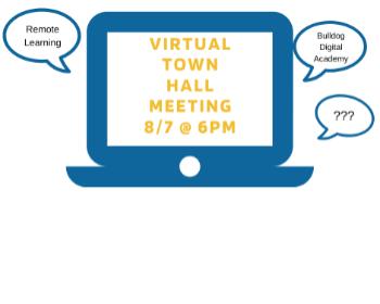 GHCS Virtual Town Hall Meeting