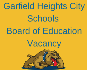 GHCS Board of Education Vacancy