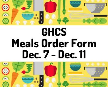Grab & Go Meal Order Form