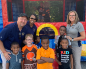 Fall Family Fun Night and Superintendent Meet-and-Greet Draws Hundreds of Participants