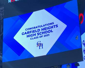 Garfield Heights City Schools Salutes Class of 2021