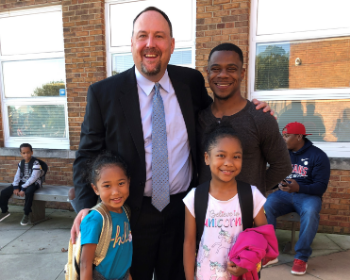 FATHER'S WALK 2019 - Elmwood Elementary