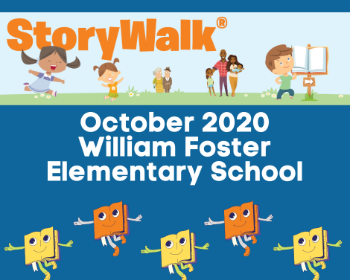 Your Invited to StoryWalk!