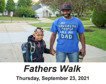 Fathers Walk 2021