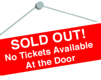 Football Tickets for Tonight's Home Varsity Game are Sold Out!