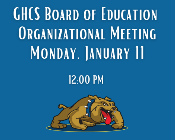 Did you miss the Board of Education Organizational meeting yesterday?