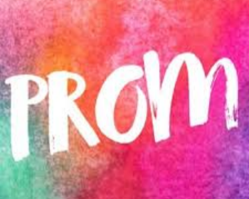 Virtual Prom 2020 - 5/29 - from 8-10 pm