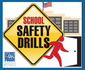 Evacuation Safety Drills Scheduled