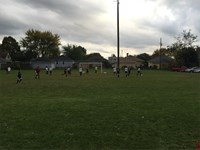 Bulldog Tiger Soccer Cup 2015