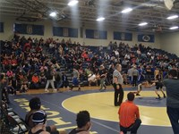 Wrestling Match 12-12-15