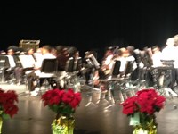 Elementary & MS Band Concert 2015