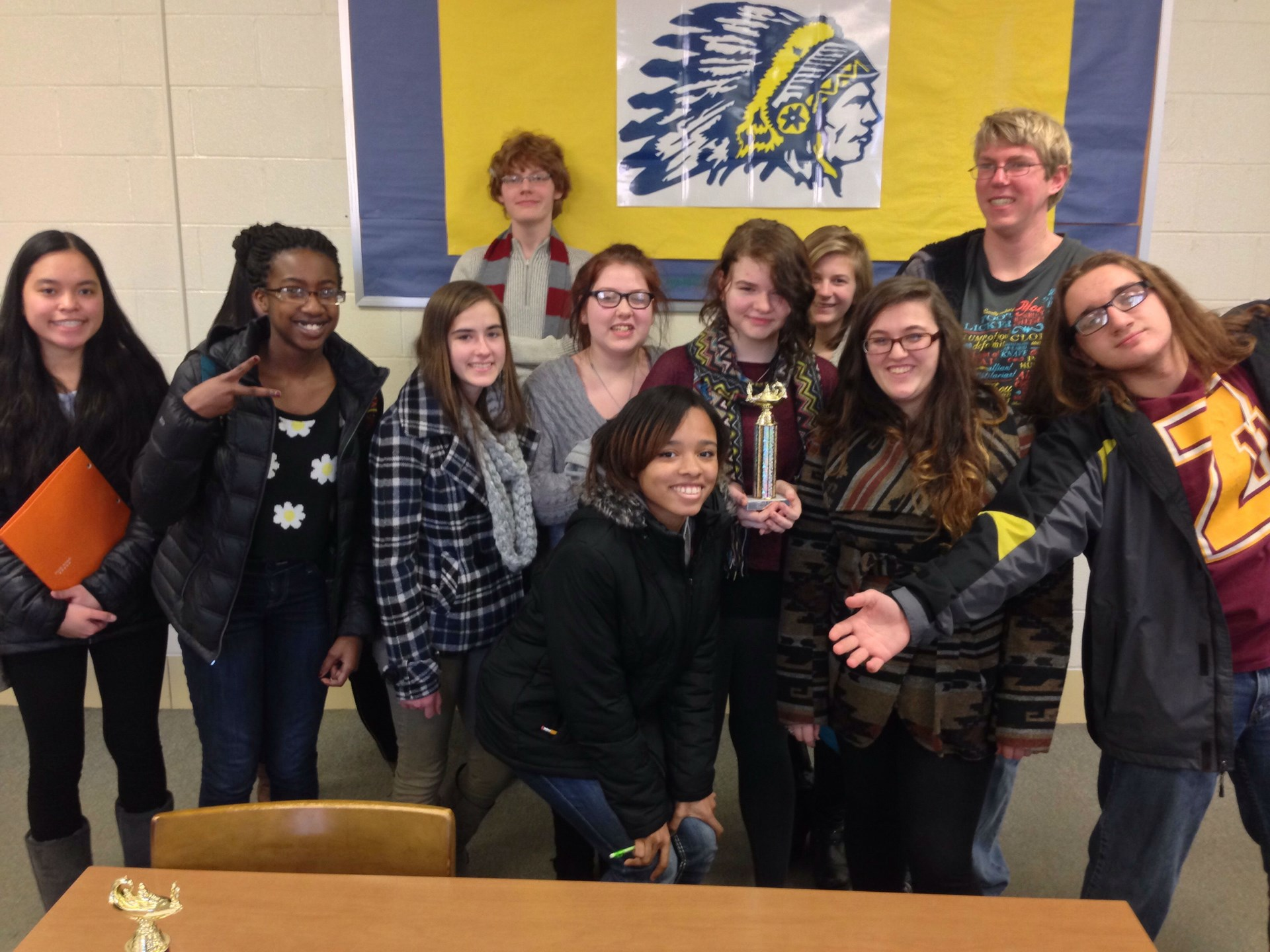 Copley Academic Challenge - Grey Bracket Champs