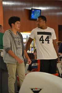 Bowling Practice 9-9-15