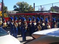 Band Col Day Parade 16