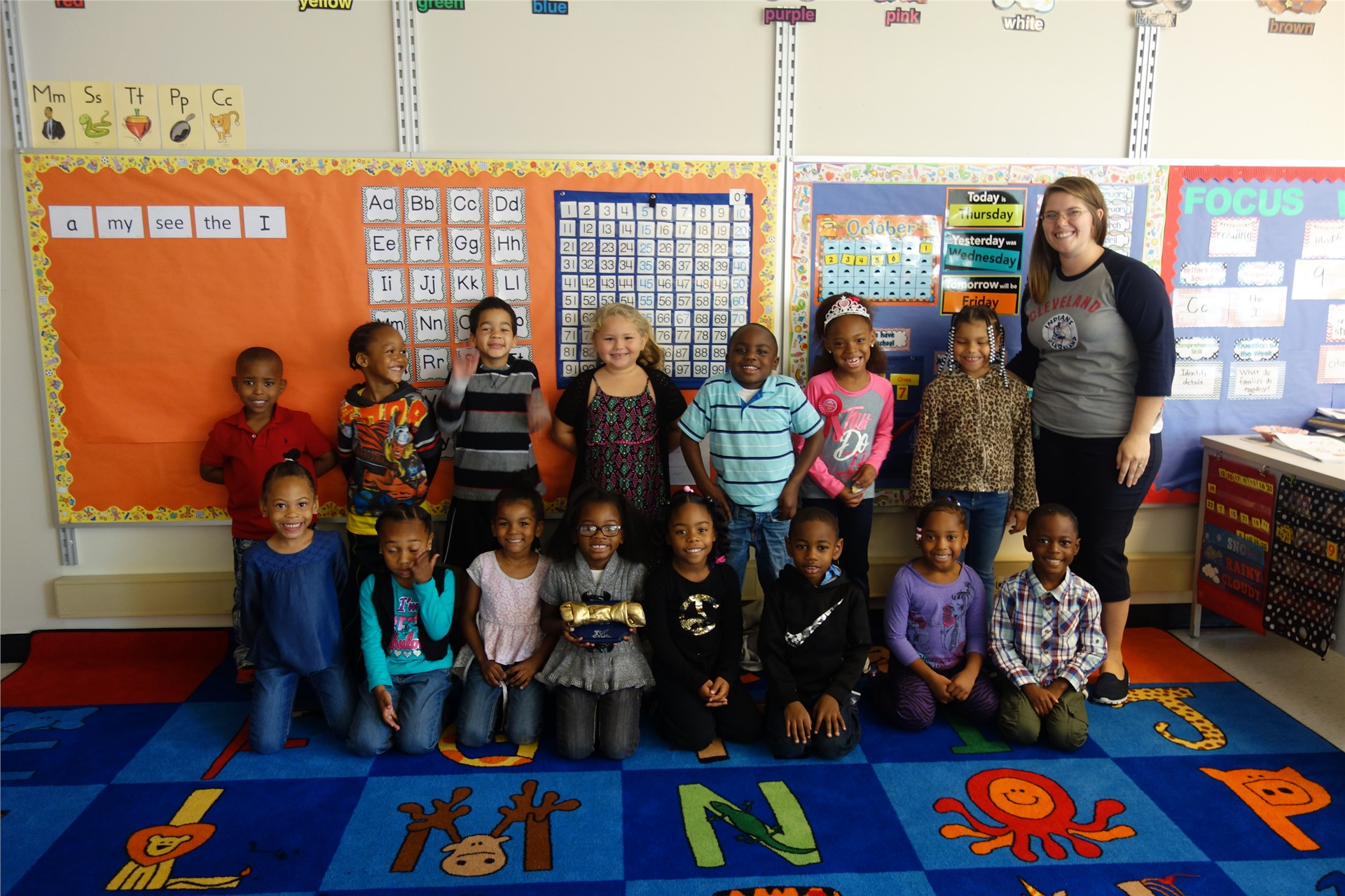 Mrs. Reichard - Kindergarten
