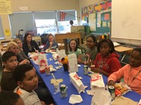 Panthers Lunch Bunch - November 2016