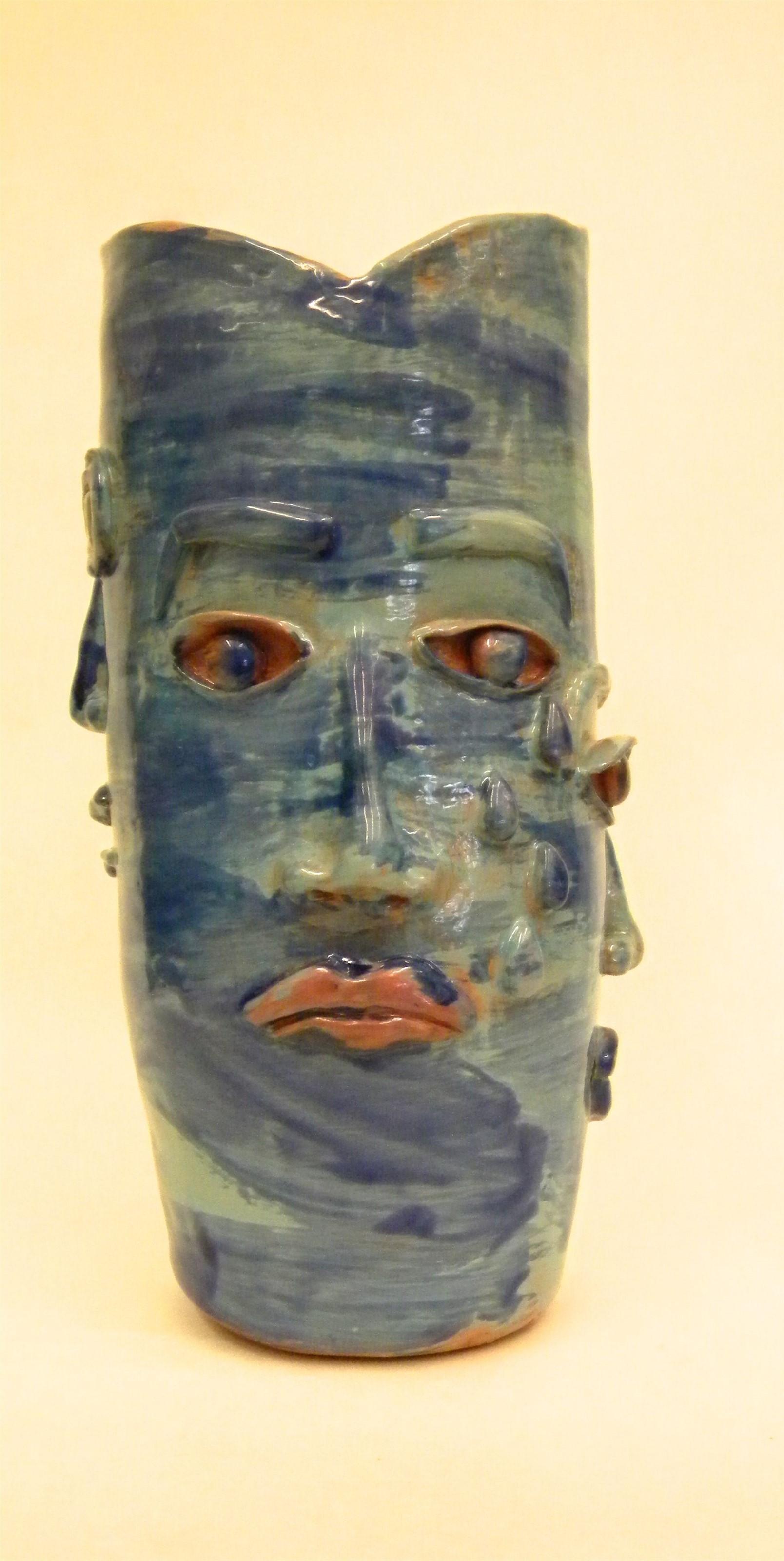 White Ribbon - Sha'kayla Worley, Grade 10 - Faces of Depression