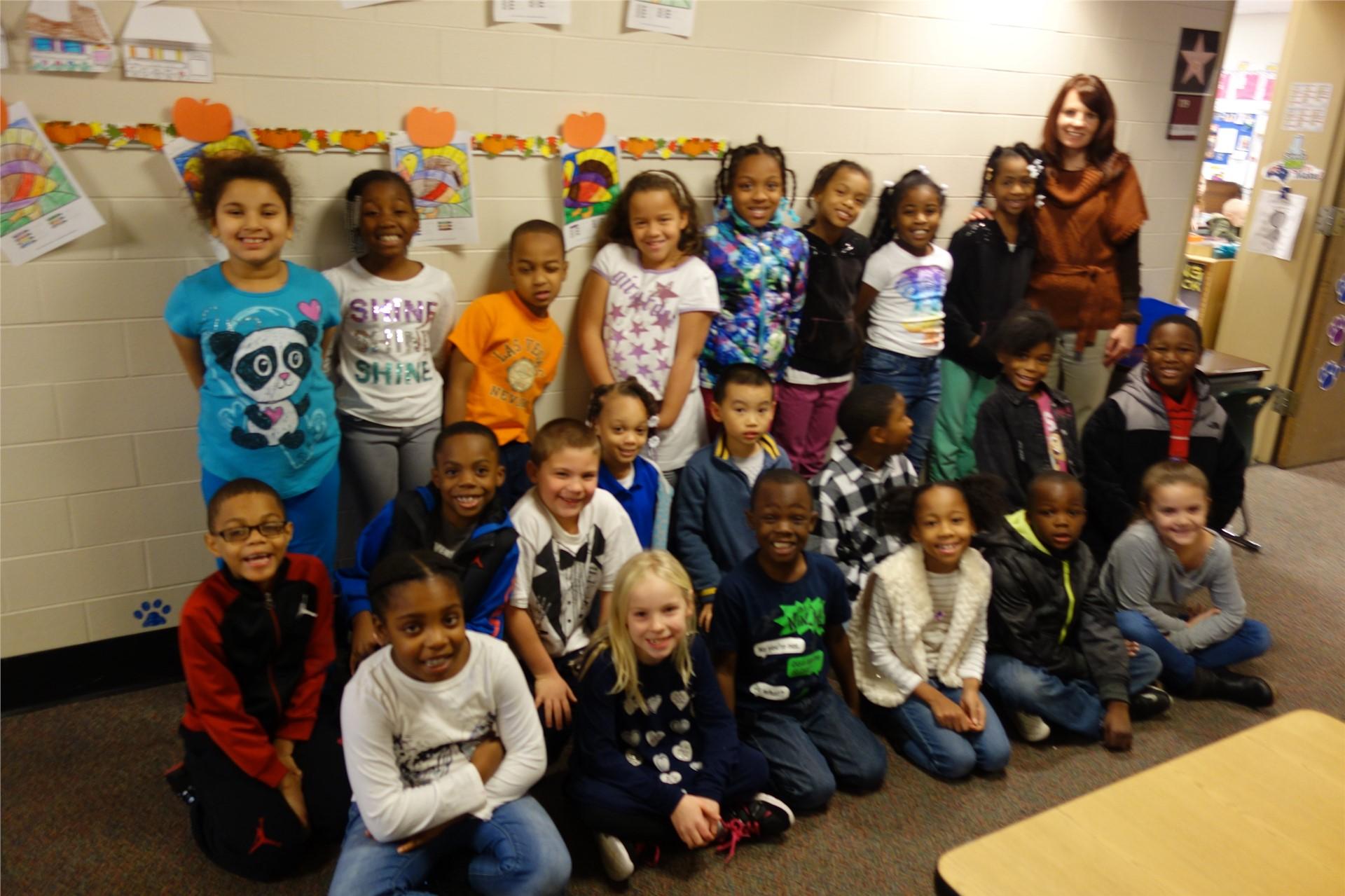Mrs. Carpico - 2nd Grade