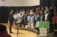 3rd Grade Holiday Concert 2016
